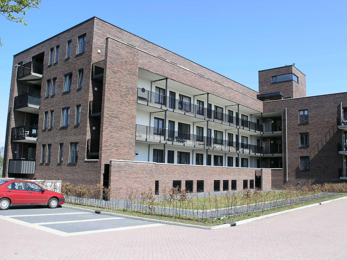 Vaassen - 23 appartementen Vulcanus - Nijhuis Bouw B.V.: www.nijhuis.nl/projecten/vaassen-23-appartementen-vulcanus
